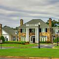 Atlanta Athletic Club Johns Creek Georgia Golf Art by Reid Callaway