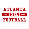 Atlanta Falcons Retro Shirt 2 by Joe Hamilton