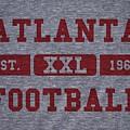 Atlanta Falcons Retro Shirt by Joe Hamilton