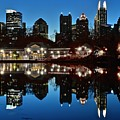 Atlanta Reflects by Frozen in Time Fine Art Photography