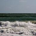 Atlantic - Beach - Waves by D Hackett