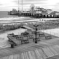 Atlantic City Boardwalk by Rich Despins