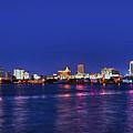 Atlantic City Skyline. by John Greim
