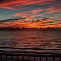 Atlantic Sunrise by Frank Mari
