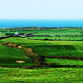Atlantic View Doolin Ireland by Teresa Mucha