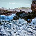 Atlantic Waves 2 by Lilia D