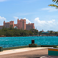 Atlantis Across The Harbor by Ed Gleichman