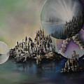 Atlantis Resurrected by Lia Van Elffenbrinck