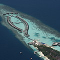 Atolls From The Air by Andrei Fried