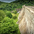 Atop The Croton Dam by Kristia Adams