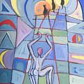 Atrapando El Sueno by Larissa Oksman