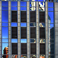 Att Building Reflection by Tom Gari Gallery-Three-Photography
