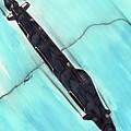 Attack Submarine Guardfish by Ronald Woods