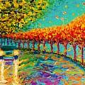 Autumn by Yana Gifford
