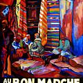 Au Bon Marche by Tom Roderick