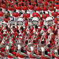 Auburn College Band by Bernd Billmayer