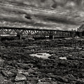 Auburn Lewiston Railway Bridge by Bob Orsillo