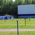 Auburn Ny - Drive-in Theater 3 by Frank Romeo