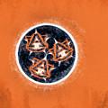 Auburn Tennessee Flag by JC Findley