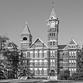 Auburn University Samford Hall by University Icons