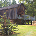 Auchumpkee Creek Covered Bridge by Gordon Elwell