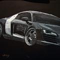 Audi Le Mans by Richard Le Page