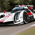 Audi R18 E-tron, Le Mans - 03 by Andrea Mazzocchetti
