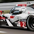Audi R18 E-tron, Le Mans - 07 by Andrea Mazzocchetti