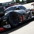 Audi R18 E-tron, Le Mans - 09 by Andrea Mazzocchetti