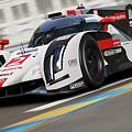 Audi R18 E-tron, Le Mans - 12 by Andrea Mazzocchetti
