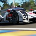 Audi R18 E-tron, Le Mans - 14 by Andrea Mazzocchetti
