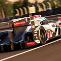 Audi R18 E-tron, Le Mans - 18 by Andrea Mazzocchetti