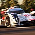 Audi R18 E-tron, Le Mans - 19 by Andrea Mazzocchetti