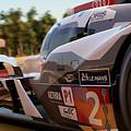 Audi R18 E-tron, Le Mans - 23 by Andrea Mazzocchetti