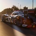 Audi R18 E-tron, Le Mans - 24  by Andrea Mazzocchetti
