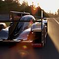 Audi R18 E-tron, Le Mans - 28 by Andrea Mazzocchetti