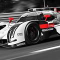 Audi R18 E-tron, Le Mans - 31 by Andrea Mazzocchetti