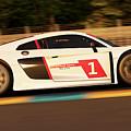 Audi R8 Lms - 04 by Andrea Mazzocchetti