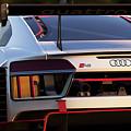 Audi R8 Lms - 06 by Andrea Mazzocchetti