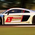 Audi R8 Lms - 15 by Andrea Mazzocchetti