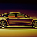 Audi Rs7 2013 Mixed Media by Paul Meijering