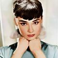 Audrey Hepburn  by Marlene Watson