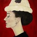 Audrey Hepburn by Michael Kulick
