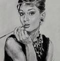 Audrey Hepburn by Ylli Haruni