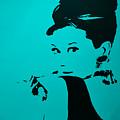 Audrey Light Blue by Rob Hans