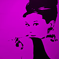 Audrey Purple by Rob Hans