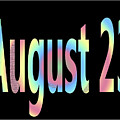 August 23 by Day Williams
