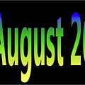 August 26 by Day Williams
