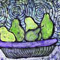 August Pears by Wayne Potrafka
