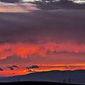 August Sunset by Albert Seger